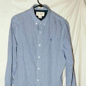 Penguin Munsingwear Heritage Slim Gingham Shirt